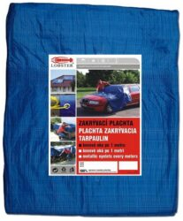 LOBSTER 102279 Plachta zakrývací modrá 2x3m