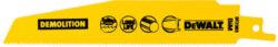 DEWALT DT2303 Pilový list na plech a kov 152mm 14T (5ks)-Pilový list na plech a kov 152mm 14T (5ks)