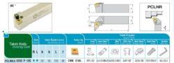 Nůž PCLNR 3232 P 12 C AKKO-Soustružnický držák VBD PCLNR 3232 P 12 C