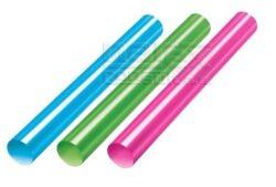 STANLEY STHT1-70436 Tavné lepidlo barevné 11,3mm 12ks- Barevná tavná lepidla v tyčinkách, 12 ks