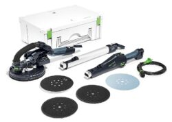 FESTOOL 571719 LHS 225 EQ Plus IP Bruska rotační PLANEX - Bruska PLANEX LHS 225 EQ-Plus/IP