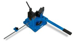 METALLKRAFT WB 100 3776101 Ohýbačka trubek model-Ruční ohýbačka s nastavitelným úhlem tváření
