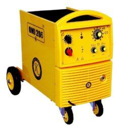 OMICRON OMI 206 /2133/  Svářecí poloautomat 200A-OMI 206