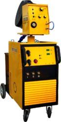 OMICRON OMI 510WS (PSV 20-4) /2341/ Svářecí poloautomat 510A-Svářecí stroj MIG/MAG se snímatelným podavačem svářecího drátu.