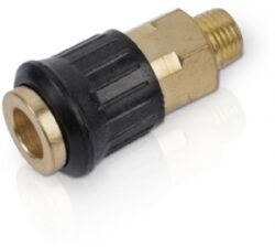 POWER PLUS POWAIR0254  Rychlospojky ke kompresoru-Universalní spojka - samice 2ks