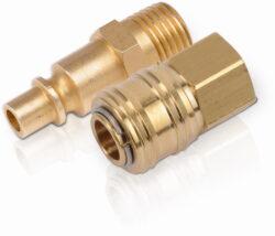 POWER PLUS POWAIR0261 Spojky ke kompresoru-Přechodka ORION/EURO