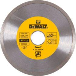 DEWALT DT3713 Kotouč diamantový 125mm-DIA kotouč pro suché řezání tvrdých materiálů 125 mm