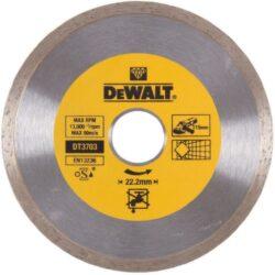 DEWALT DT3703 Kotouč diamantový 115mm-DIA kotouč pro suché řezání tvrdých materiálů 115 mm