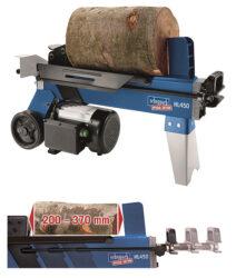 SCHEPPACH HL 450 Vario Štípač na dřevo 1500W 4t-Štípačka Scheppach HL 450 Vario