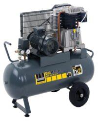 SCHNEIDER A715000 Kompresor UniMaster 660-10-90D-Přenosný a pojízdný kompresor 400V