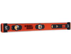 BLACK DECKER BDSL30-XJ Vodováha 3v1 61cm, 25cm s detektorem-Vodováha 3v1 61 a 25cm s detektorem