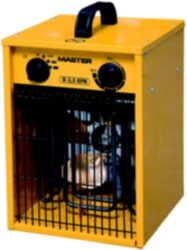 Topidlo elektrické s ventilátorem 1,65/3,3kW 230V MASTER B3.3EPB-Elektrické topidlo s ventilátorem