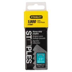 STANLEY 1-CT306T Spony balení 1000ks 10mm-Spony 10mm typ CT300 bal.1000ks