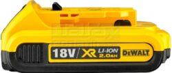 DEWALT DCB183 Akumulátor 18V 2,0Ah Li-ion                                       -Akumulátor 18V 2,0Ah Li-ion