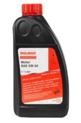 DOLMAR 980008121 Olej motorový 4-takt 1000ml 5W30