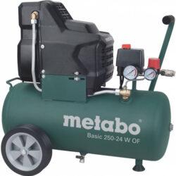 METABO 601533000 Basic 250-24 W Kompresor olejový-Kompresor olejový Basic 250-24 W