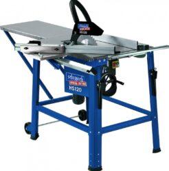 SCHEPPACH HS 120 Pila kotoučová stolní s bočním pojezdem 2200W 315mm-Pila kotoučová stolní s bočním pojezdem 2200W 315mm