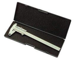 MAGG POME150 Posuvné měřítko analog 150mm-Posuvné měřítko analog 150mm nerez