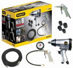 STANLEY 9045769STN Sada příslušenství a nářadí ke kompresoru KIT 8ks-Sada příslušenství a nářadí ke kompresoru KIT 8ks