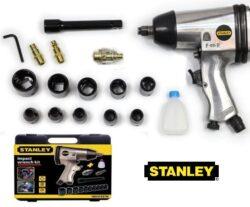 "STANLEY 160157XSTN Utahovák rázový pneu 1/2"" s příslušenstvím-Utahovák rázový pneu 1/2 s příslušenstvím"