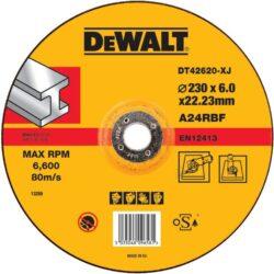 DEWALT DT42620 Kotouč brusný 230x6mm-Kotouč brusný 230x6mm