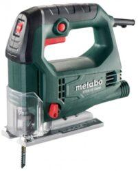 METABO 601030500 STEB 65 Quick Pila přímočará 450W v kufru-Pila přímočará 450W STEB 65 Quick kufr