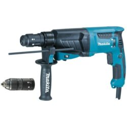 MAKITA HR2630T Kladivo kombi 2,4J 800W SDS+ RV1-13mm - Kladivo kombi 2,4J 800W SDS+ RV1-13mm