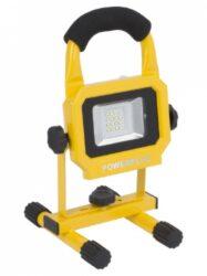 POWER PLUS POWLI226 Světlo LED 10W přenosné s akumulátorem-Světlo LED 10W přenosné s akumulátorem