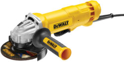 DEWALT DWE4233-QS Bruska úhlová 125mm 1400W-Bruska úhlová 125mm 1400W