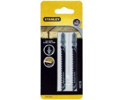 STANLEY STA21072-XJ Pilový list na dřevo HCS sada 2ks