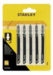 STANLEY STA27025-XJ Pilový list na dřevo HCS sada 5ks                           -Pilový list na dřevo HCS sada 5ks