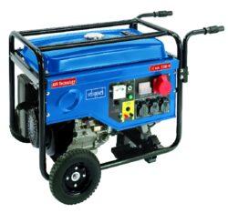 SCHEPPACH SG 7000 Elektrocentrála 5500/5000W 3x230V 1x400V AVR-Elektrocentrála 5500/5000W 3x230V 1x400V AVR