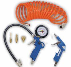 SCHEPPACH 7906100727 Sada příslušenství ke kompresoru 6-ti dílná-Sada příslušenství ke kompresoru 6-ti dílná