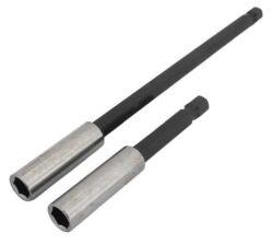 MAGG 080085 Držáky bitů 2ks 75mm + 150mm-Držáky bitů 2ks 75mm + 150mm