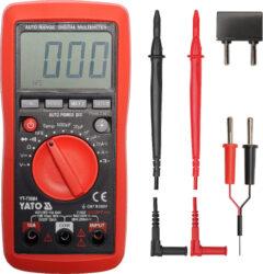 YATO YT-73084 Multimetr DIGI-Multimetr digitální
