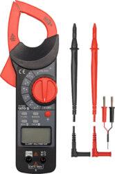 YATO YT-73091 Multimetr klěšťový DIGI-Multimetr klěšťový digitální