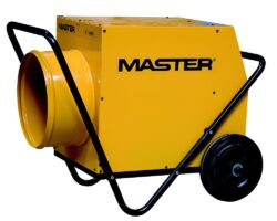 Topidlo elektrické s ventilátorem 9,0/18,0kW 400V MASTER B18EPR-Topidlo elektrické s ventilátorem 9,0/18,0kW 400V