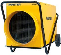 Topidlo elektrické s ventilátorem 15,0/30,0kW 400V MASTER B30EPR-Topidlo elektrické s ventilátorem 15,0/30,0kW 400V