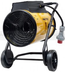 Topidlo elektrické s ventilátorem 13,0/26,0/40,0kW 400V MASTER RS40-Topidlo elektrické s ventilátorem 13,0/26,0/40,0kW 400V