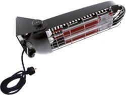 Topidlo elektrické sálavé infra 0,8kW 230V MASTER SOMBRA8-Topidlo elektrické sálavé infra 0,8kW 230V