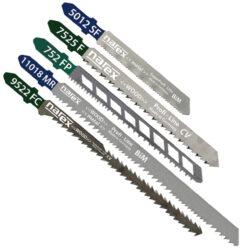 NAREX 65404426 Pilové plátky MIX sada - 5ks SET SBN 5-Pilové plátky MIX sada - 5ks