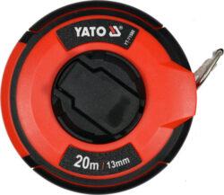 YATO YT-71580 Pásmo měřící 20m x 13mm ocel-Pásmo měřící 20m x 13mm ocel