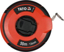 YATO YT-71582 Pásmo měřící 50m x 13mm ocel-Pásmo měřící 50m x 13mm ocel