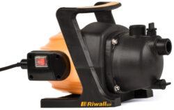 Čerpadlo zahradní 1200W 3800l/hod. REJP 1200 RIWALL EP26A1801076B-Čerpadlo zahradní 1200W 3800l/hod.