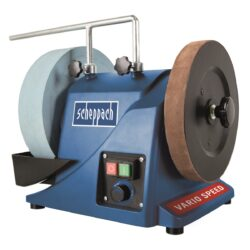 SCHEPPACH TIGER 3000 VS VARIO Bruska nástrojů 180W 230V-Bruska nástrojů 180W 230V s nastavitelnou rychlostí