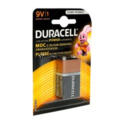 Baterie DURALOCK 6LP3146 (1ks/bal) plochá 9V Basic DURACELL 101204
