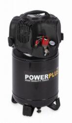 POWER PLUS POWX1731 Kompresor bezolejový 24L 1100W + 7ks přísluš.(7912746)