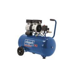 SCHEPPACH HC 50 Si Kompresor bezolejový 50L 750W 68dB 8bar-Kompresor bezolejový 50L 750W 68dB 8bar