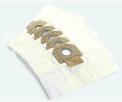 LOBSTER 440008 Sáček filtrační (5ks) textil METABO/BOSCH ASR 2050/GAS50-Filtrační sáčky vhodné pro:  BOSCH typ GAS 50; GAS 50 M METABO typ ASR 2050; ASR 50 L; ASR 50 M; ASR 35 L; ASR 35 L AutoClean; ASR 35 M AutoClean; ASR 35 H ACP;  ASR 35 L ACP; ASR 35 M ACP