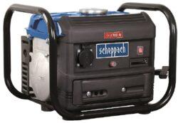 SCHEPPACH 5906218901 Elektrocentrála 700/650W 1x230V SG 1000 (1:50 benzín/olej)- Elektrocentrála 700/650W 1x230V